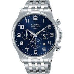 Zegarek Lorus Zegarek Męski Lorus RT335GX9 Chronograf Sportowe. Szare zegarki męskie Lorus. Za 397,99 zł.