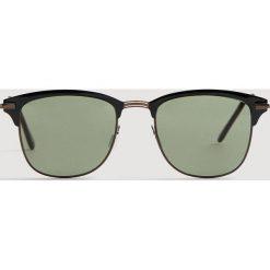 Okulary przeciwsłoneczne męskie: Mango Man – Okulary Master