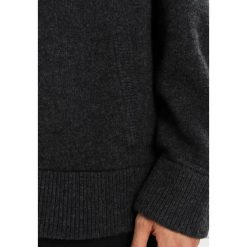 Swetry klasyczne męskie: AllSaints LOFTEN OVERSIZED FIT Sweter charcoal marl