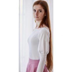3a22443d985bcb Bluzka Molinara Alba XXS biały. Białe bluzki damskie Marie Zélie, s, w paski