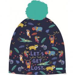 Czapka Magic Fun LETS GET LOST. Szare czapki zimowe damskie Pakamera, z dzianiny. Za 79,00 zł.