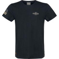 T-shirty męskie z nadrukiem: GoodYear Redmond T-Shirt czarny