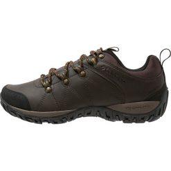 Columbia PEAKFREAK VENTURE WATERPROOF Obuwie hikingowe dark brown. Brązowe buty skate męskie Columbia, z gumy, outdoorowe. Za 449,00 zł.