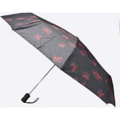 Desigual - Parasol Bloomstar. Szare parasole Desigual. W wyprzedaży za 79,90 zł.