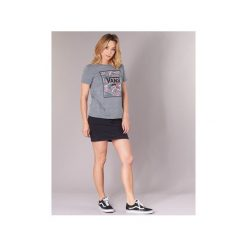 T-shirty z krótkim rękawem Vans  TROP TOP. Szare t-shirty damskie marki Vans, l. Za 140,71 zł.