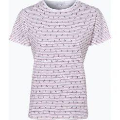 Marie Lund - T-shirt damski, czarny. Niebieskie t-shirty damskie marki Marie Lund, l, z haftami. Za 49,95 zł.