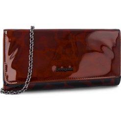 Torebka DESIGUAL - 18WAYO01 3122. Czerwone torebki klasyczne damskie Desigual, ze skóry ekologicznej. Za 279,90 zł.