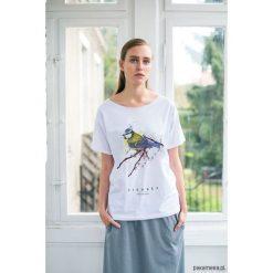 Bluzki, topy, tuniki: SIKORKA Oversize t-shirt