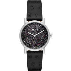 Zegarek DKNY - Soho NY2775 Black/Silver. Czarne zegarki damskie DKNY. Za 449,00 zł.