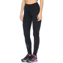 Asics Spodnie damskie Stripe Tight Asics Performance Black/Kingfisher r. S (1213338148). Niebieskie spodnie sportowe damskie marki Asics, m, z elastanu. Za 149,44 zł.