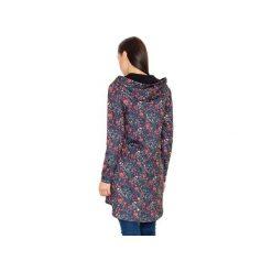Bluza M544 Wzór 59. Szare bluzy damskie marki FIGL, m, z bawełny, eleganckie, z asymetrycznym kołnierzem, z długim rękawem. Za 169,00 zł.