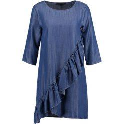 Sukienki hiszpanki: Soft Rebels CORE DRESS Sukienka jeansowa medium blue