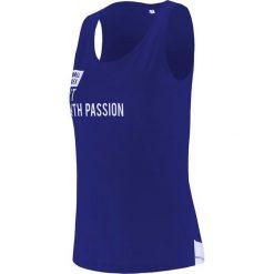 4f Koszulka damska H4L18-TSD004 33S  niebieska r. S. Niebieskie bluzki damskie 4f, l. Za 38,64 zł.