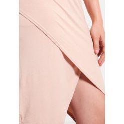 Spódniczki ołówkowe: Missguided Plus Spódnica ołówkowa  nude