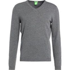 Swetry klasyczne męskie: BOSS Green CELLINO Sweter mid melange