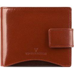Portfel V06-01-299-40. Czerwone portfele męskie Wittchen. Za 129,00 zł.