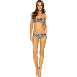 """Bikini: Biustonosz bikini """"Animal Print"""" w kolorze czarnym ze wzorem"""