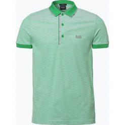 Koszulki polo: BOSS Athleisure – Męska koszulka polo – Paule 4, zielony