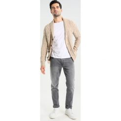 Swetry rozpinane męskie: Pier One Kardigan mottled beige