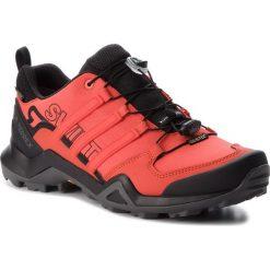 Buty adidas - Terrex Swift R2 Gtx GORE-TEX AC7967  Cblack/Hirere/Grefiv. Czerwone buty trekkingowe męskie Adidas, z gore-texu, na sznurówki, outdoorowe, adidas terrex, gore-tex. W wyprzedaży za 419,00 zł.