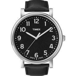 Zegarek Timex Męski T2N339 Easy Reader Indiglo czarny. Czarne zegarki męskie Timex. Za 293,50 zł.