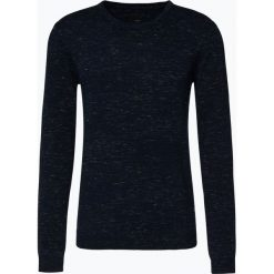 Swetry męskie: Minimum – Sweter męski – Davin, niebieski