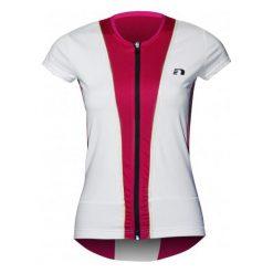 Bluzki asymetryczne: Newline  Damska bluzka wiatrówka na rower Bike Vent z kapturem Rozmiar L