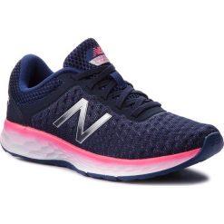 Buty NEW BALANCE - WKAYMRH1 Granatowy. Czerwone buty do biegania damskie marki New Balance, z gumy. W wyprzedaży za 259,00 zł.