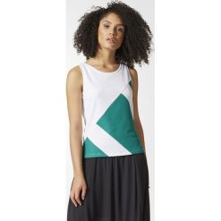 Koszulka adidas EQT Tank Top (BP9250). Szare topy damskie Adidas. Za 79,99 zł.