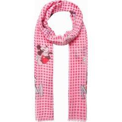 """Chusty damskie: Chusta """"Mickey and Minnie Mouse Paris"""" w kolorze czerwonym – 180 x 55 cm"""