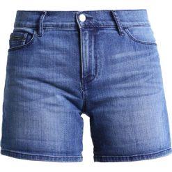 Calvin Klein Jeans CUT OFF SHORT Szorty jeansowe blue. Niebieskie jeansy damskie bootcut marki Calvin Klein Jeans. W wyprzedaży za 251,30 zł.