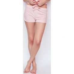 Piżamy damskie: Etam – Szorty piżamowe Feline
