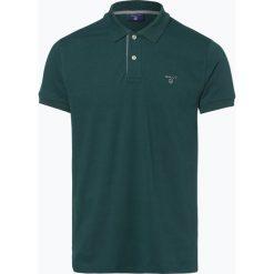 Koszulki polo: Gant – Męska koszulka polo, zielony