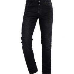 Q/S designed by Jeansy Slim Fit dark grey denim. Szare rurki męskie Q/S designed by. Za 209,00 zł.