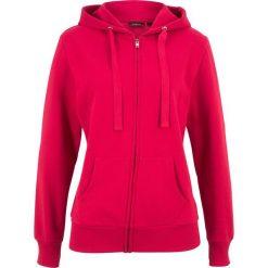 Bluza rozpinana bonprix czerwony. Czarne bluzy sportowe damskie marki DOMYOS, z elastanu. Za 59,99 zł.