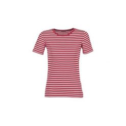 T-shirty z krótkim rękawem Benetton  AVILOLA. Czerwone t-shirty damskie marki Benetton. Za 55,30 zł.