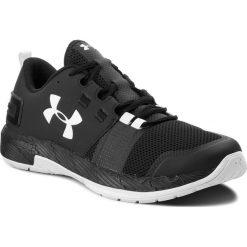 Buty UNDER ARMOUR - Ua Commit Tr X Nm 3021491-002 Blk. Czarne buty do biegania męskie Under Armour, z materiału. W wyprzedaży za 239,00 zł.