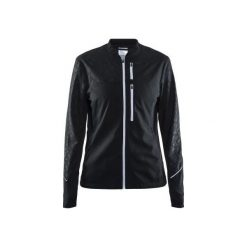 Kurtki damskie softshell: Craft  Kurtka damska Breakaway Jacket czarna r. XS (1904760-9900)