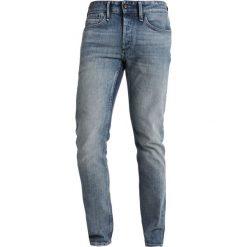 Denham RAZOR Jeansy Slim Fit blue denim. Niebieskie jeansy męskie relaxed fit marki Criminal Damage. Za 719,00 zł.