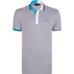 """Koszulki polo: Koszulka polo """"Ball Mark"""" w kolorze szarym"""