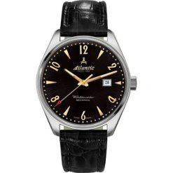 Biżuteria i zegarki męskie: Zegarek Atlantic Męski Worldmaster 51651.41.65G Mechaniczny