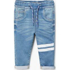Odzież chłopięca: Mango Kids - Jeansy dziecięce Domfyb 80-104 cm