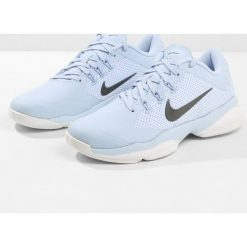 Buty sportowe damskie: Nike Performance AIR ZOOM ULTRA CPT Obuwie do tenisa Indoor hydrogen blue/metallic dark greywhite