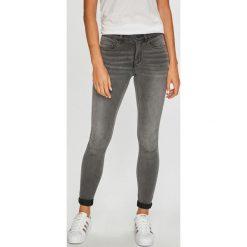 Only - Jeansy Royal. Czarne jeansy damskie rurki marki ONLY, l, z materiału, z kapturem. Za 129,90 zł.
