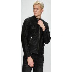 Produkt by Jack & Jones - Kurtka. Czarne kurtki męskie bomber PRODUKT by Jack & Jones, l, z bawełny. W wyprzedaży za 199,90 zł.