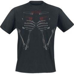 T-shirty męskie z nadrukiem: RED by EMP Get A Grip T-Shirt czarny
