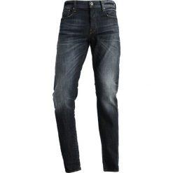 GStar 3301 STRAIGHT Jeansy Straight Leg dark aged. Niebieskie jeansy męskie regular G-Star. Za 559,00 zł.