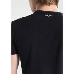 T-shirty męskie z nadrukiem: Antony Morato Tshirt z nadrukiem deep blu