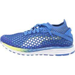 Buty sportowe damskie: Puma SPEED IGNITE NETFIT 2 Obuwie do biegania treningowe nebulas blue/lemon tonic/puma white