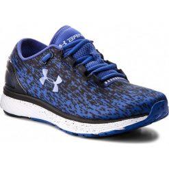 Buty UNDER ARMOUR - Ua W Charged Bandit 3 Ombre 3020120-500 Blu. Niebieskie buty do biegania damskie marki Salomon, z gore-texu, na sznurówki, gore-tex. W wyprzedaży za 269,00 zł.